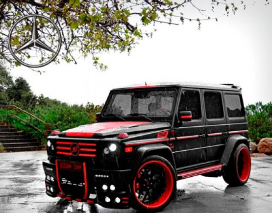 Mercedes-Benz G550 ART