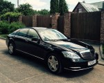 Мерседес W221 long restyle